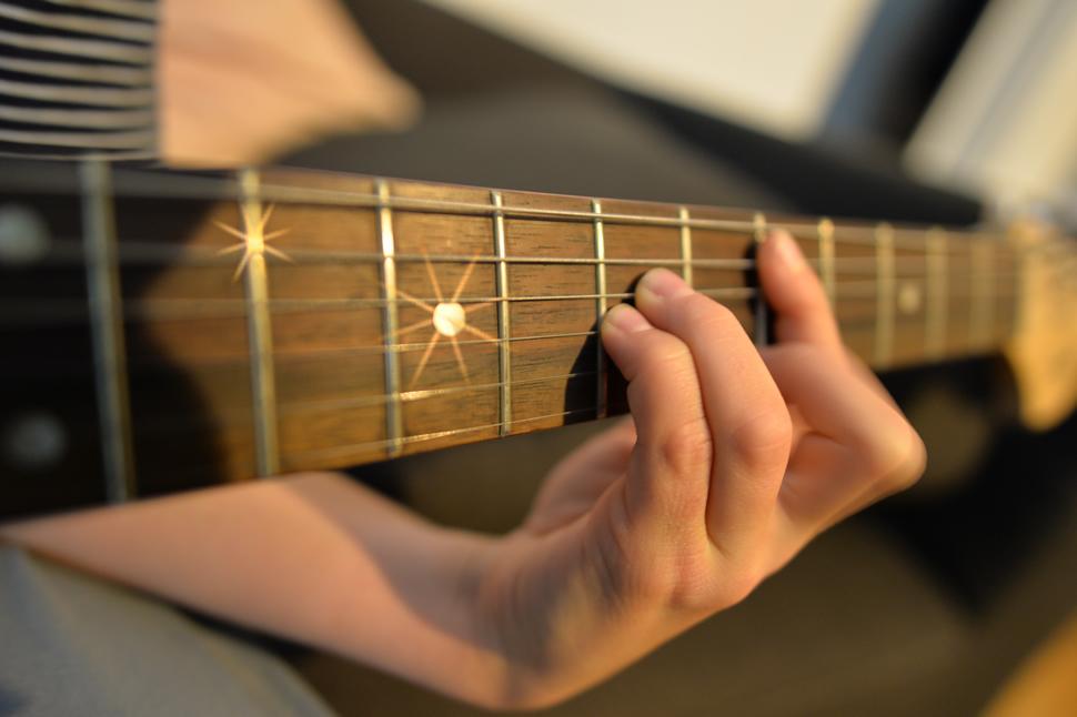 Enseignement de la guitare
